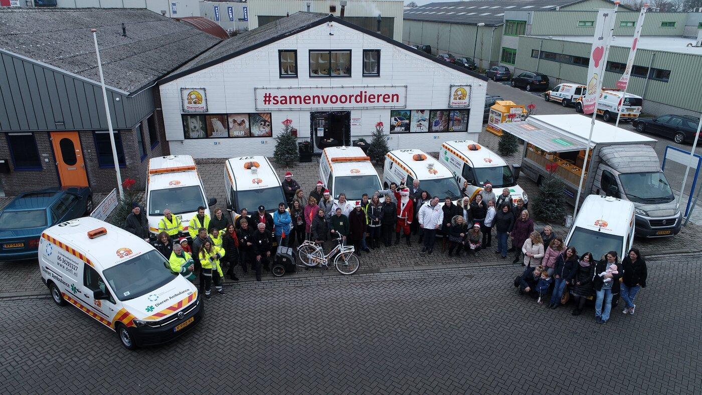 Afbeelding Stichting Dierenlot